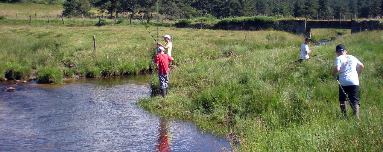 Atelier et cours de pêche