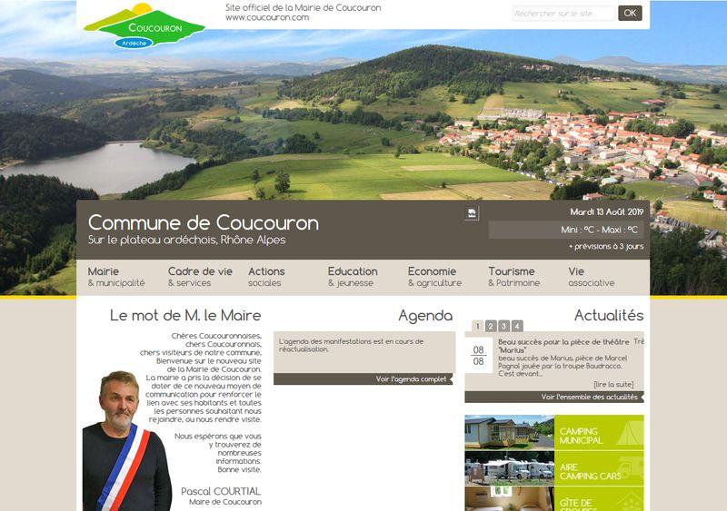 Commune de Coucouron